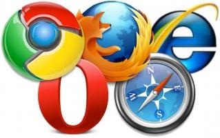 Top 5 Trình duyệt web phổ biến nhất hiện nay